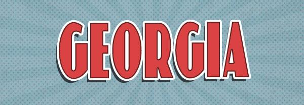 Georgia Postcards