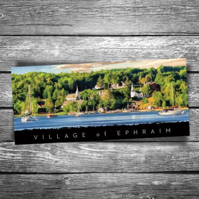 Ephraim Panorama Postcard