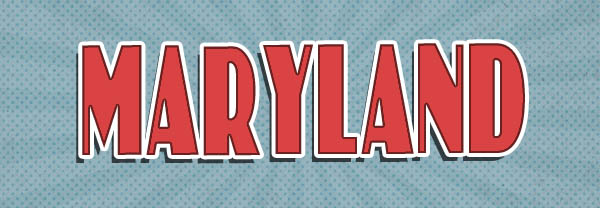Maryland Postcards