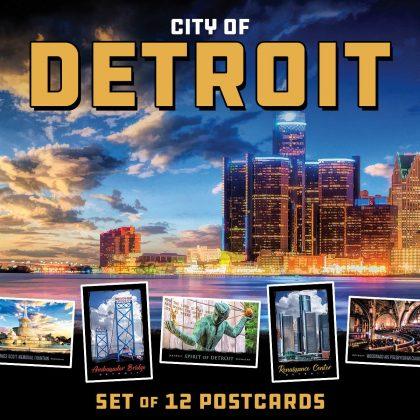 Detroit Postcards | Set of 12