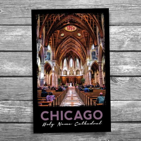 157-Holy-Name-Cathedral-Postcard-Front