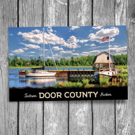 165-Washington-Island-Jackson-Harbor-Postcard