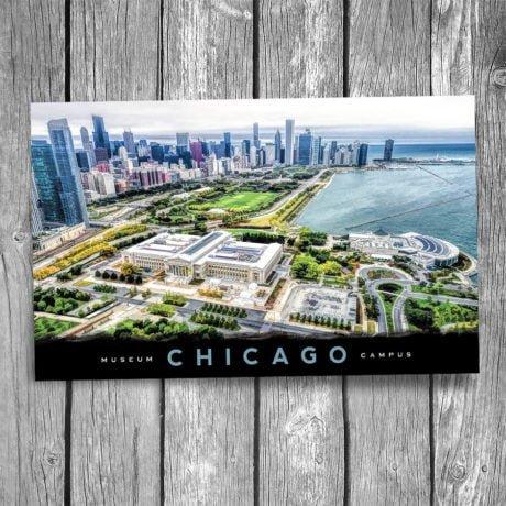 178-Museum-Campus-Postcard-Front