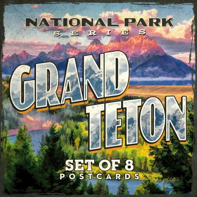 Grand Teton National Park Postcards | Set of 8