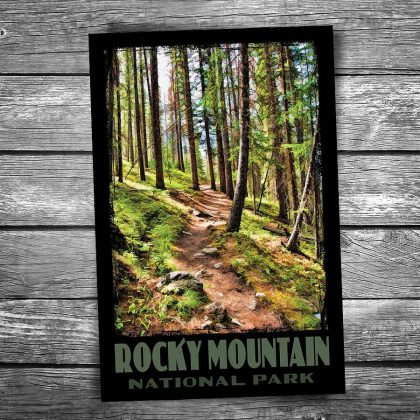 Rocky Mountain National Park - Timber Creek Trail