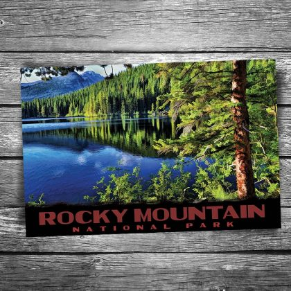 Rocky Mountain National Park - Bear Lake