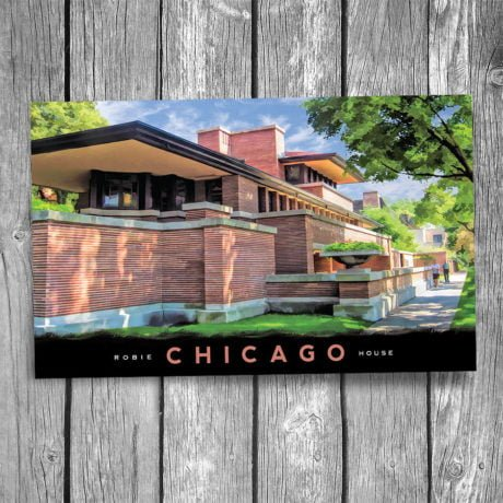 184-Robie-House-Postcard-Front