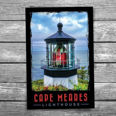 Cape Meares Lighthouse Postcard