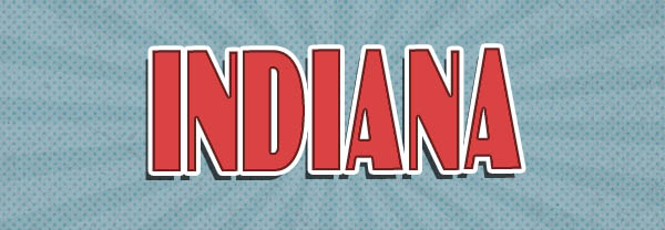 Indiana Postcards