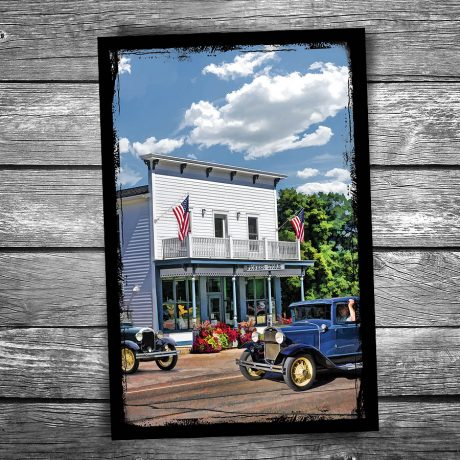 204-Door-County-Pioneer-Store-Postcard