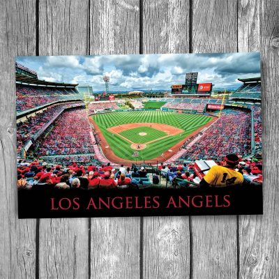 Los Angeles Angels Angel Stadium Postcard