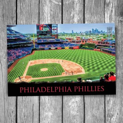 Philadelphia Phillies Citizens Bank Park Postcard