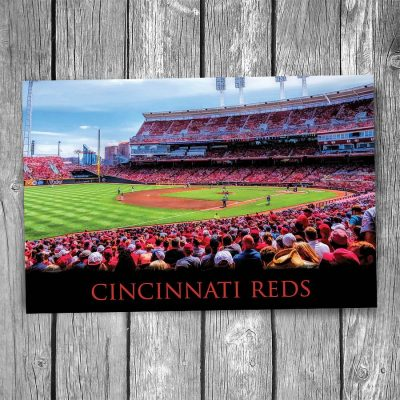 Cincinnati Reds Great American Ball Park Postcard