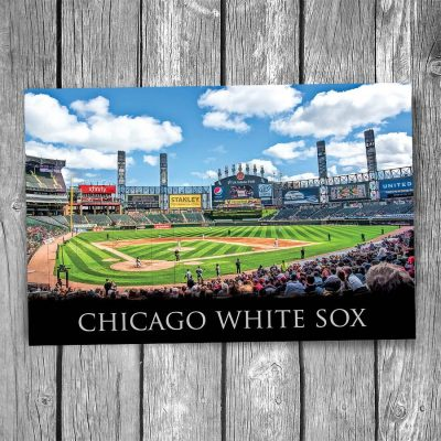 Chicago White Sox Guaranteed Rate Field Postcard