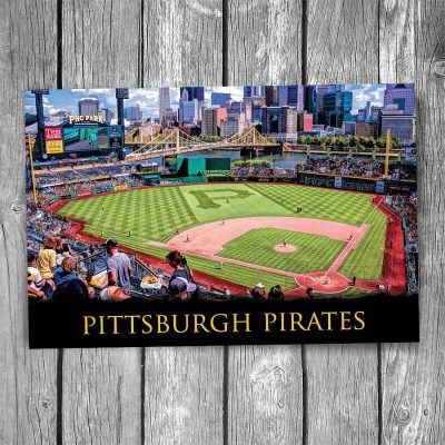Pittsburgh Pirates PNC Park Postcard