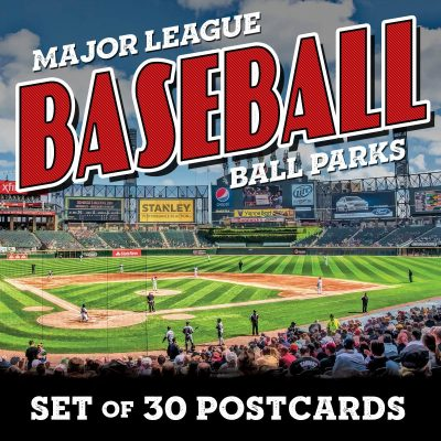 Major League Baseball Ballpark Postcards | Set of 30