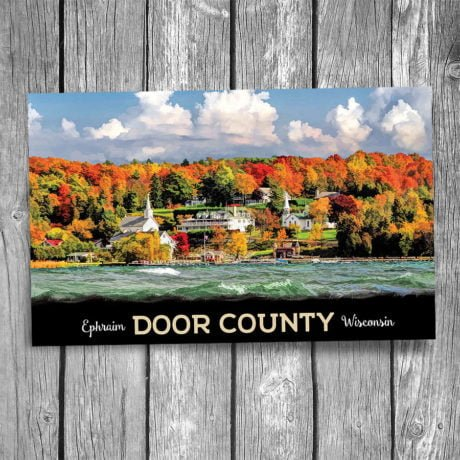 230-Ephraim-Door-County-Postcard