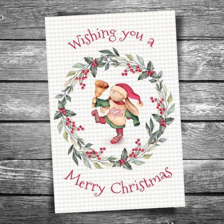 24-123-Country-Christmas-Postcard