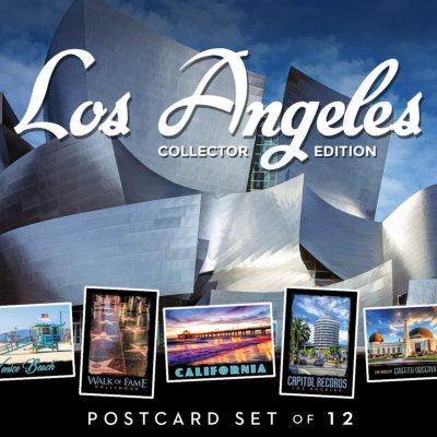 Los Angeles Postcards | Set of 16