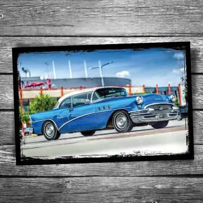 Buick Special Postcard