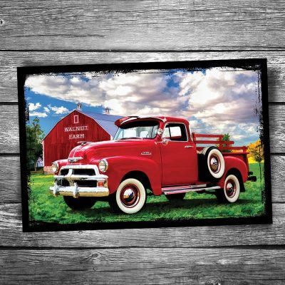 Chevrolet 3100 Pickup Postcard