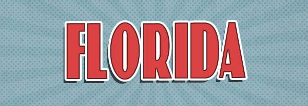 Florida Postcards