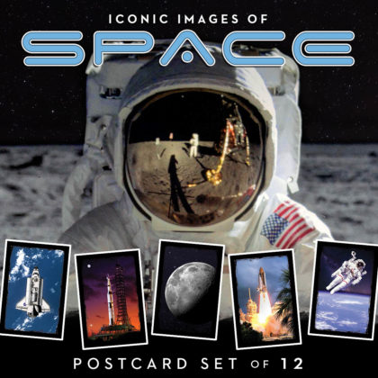 Space Postcards | Set of 8