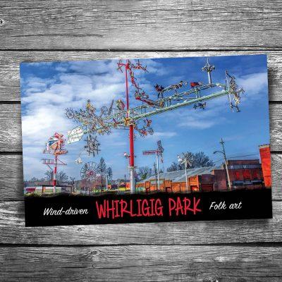 Whirligig Park Postcard