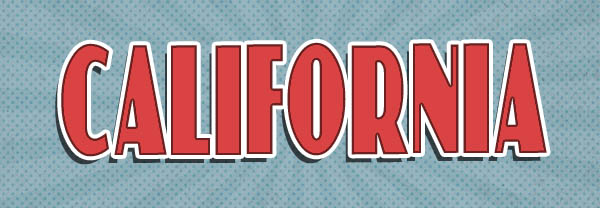 California Postcards