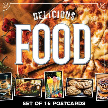 Food Postcards | Set of 16