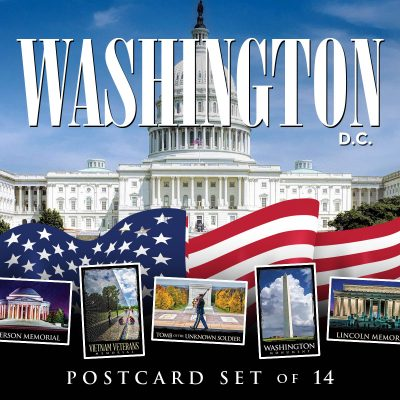 Washington D.C. Postcards | Set of 14