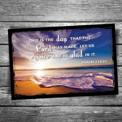 This is the Day Postcard
