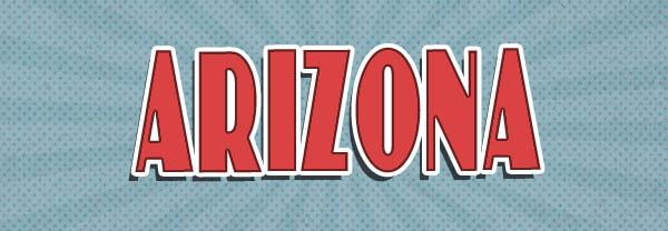 Arizona Postcards