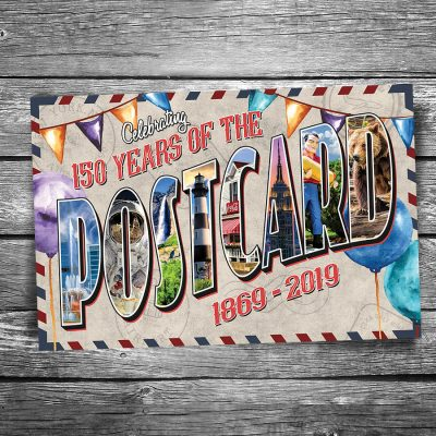 Postcard 150th Anniversary