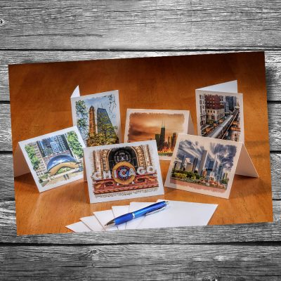 Chicago Note Cards | Set of 6