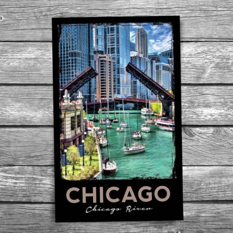 Chicago-Postcard-135-Front