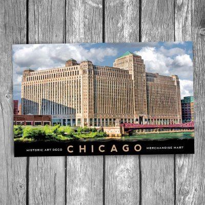 Merchandise Mart Chicago Postcard