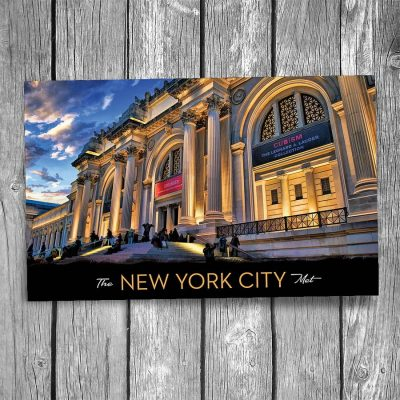 Metropolitan Museum of Art New York City Postcard