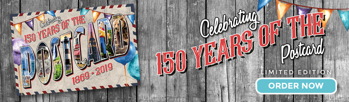 Celebrating 150 Years of the Postcard