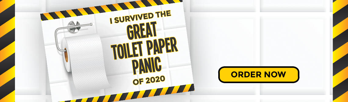 Great Toilet Paper Panic 2020